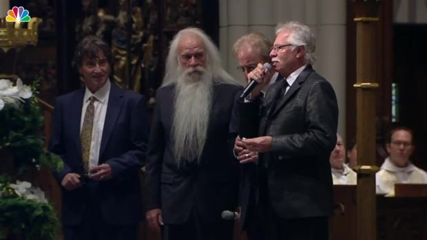Oak Ridge Boys Sing 'Amazing Grace' at George H.W. Bush Funeral