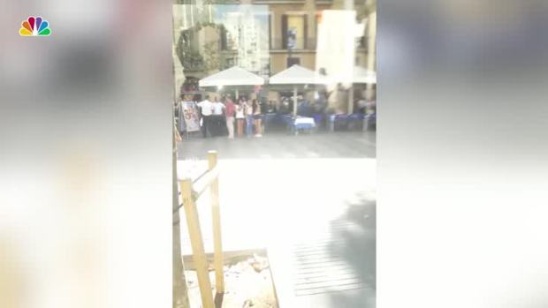 [NATL] 13 Killed in Car Attack in Barcelona; 5 Suspects Killed in Cambrils: Officials