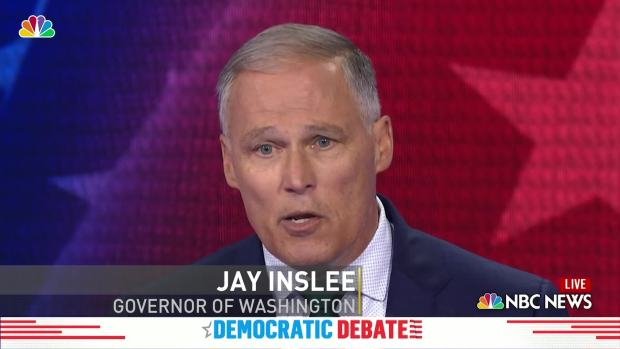 [NATL] Jay Inslee: 'This Is a Climate Crisis, an Emergency""
