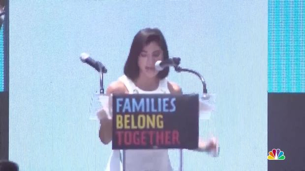 [NATL] Full Speech: Actress Diane Guerrero Shares Her Story of Parents' Deportation