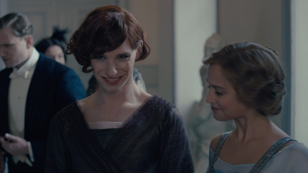 [NATL] Eddie Redmayne Discusses Role as Historic Transgender Woman in 'The Danish Girl'
