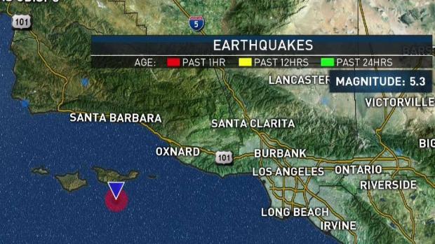 [LA] Channel Islands Quake: Seismologist Dr. Lucy Jones