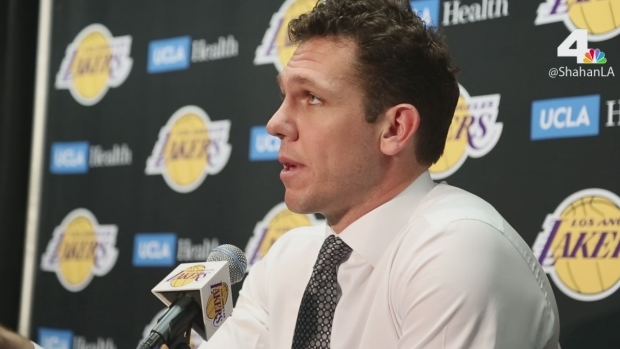[LA] Lakers Coach Frustrated With Refs