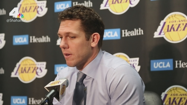 [LA] Lakers Lose Ninth Straight