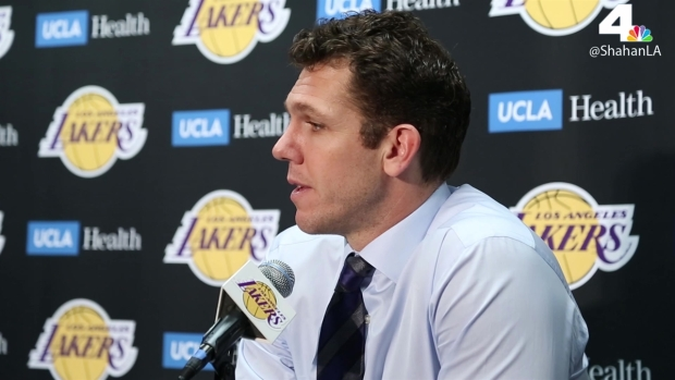 [LA] Lakers Beat Kings: Luke Walton Upset