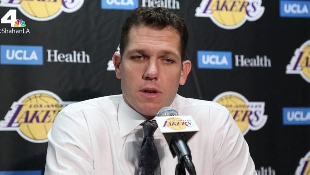 [LA] Lakers Beat Spurs 93-81, Extend Winning Streak