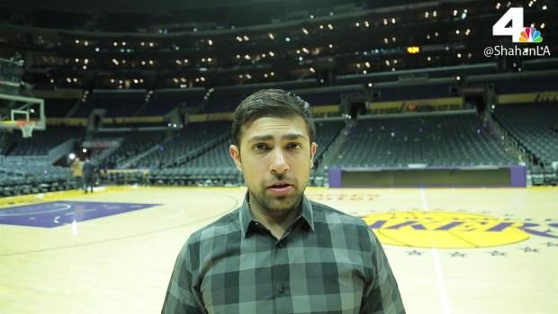 [LA] Julius Randle Outplays LeBron James, Lakers Beat Cavs