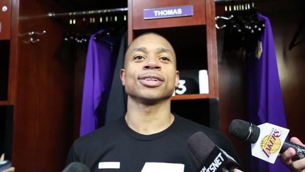 [LA] Lakers Beat Nuggets 112-103