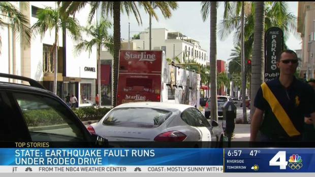 [NATL-LA] New Data: Earthquake Fault Runs Under Rodeo Drive