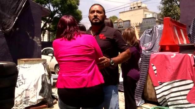 [NATL-DFW] Mexico City Earthquake Interrupts 1985 Quake Anniversary Interview
