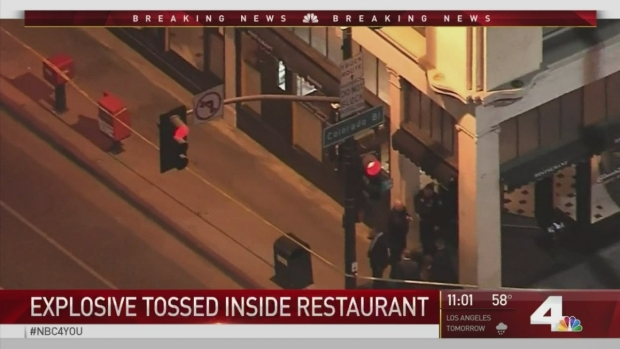 Federal Bureau of Investigation seeks man in Cheesecake Factory incident