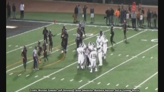 [LA] VIDEO: SoCal Football Player Punches Ref