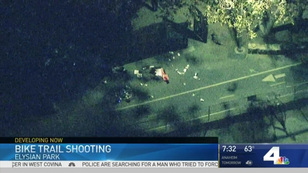 [LA] Family Members Shot on Elysian Park Bike Trail