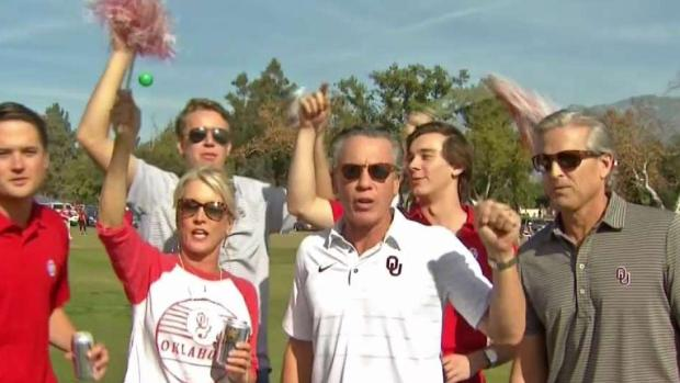 [LA] Fans Flock to Rose Bowl for Bulldogs and Sooners Game