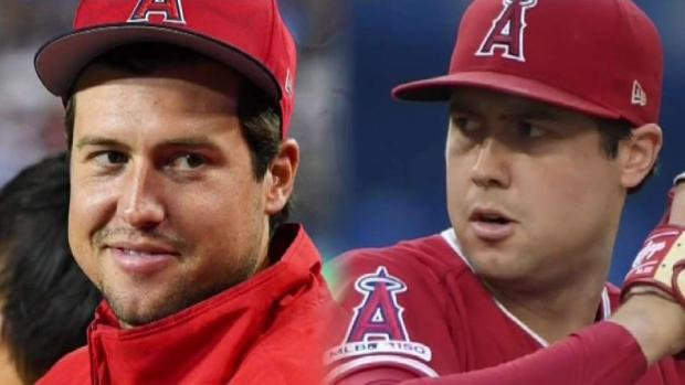[LA] Fans Pay Respects to Angels' Tyler Skaggs