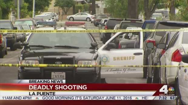 Series of Overnight Shootings in LA County Leave 5 Dead