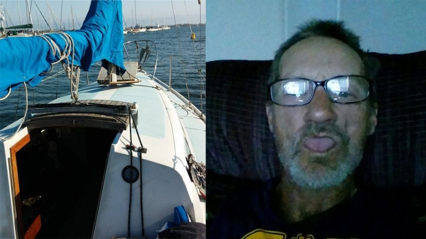 Wanted Child Molest Suspect Seized on Sailboat