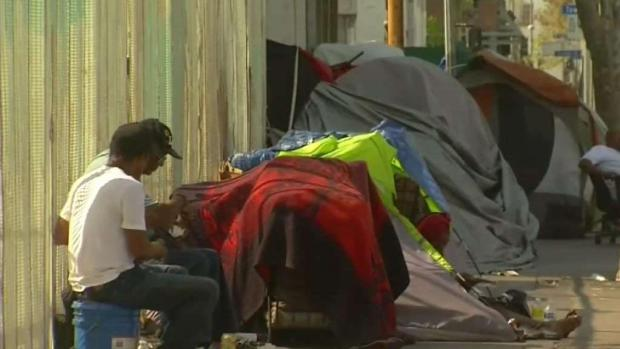 [LA] Cities Cannot Ticket Homeless in Public Places, Judge Says