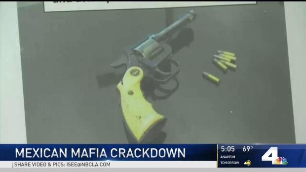 [LA] Feds Crack Down on Mexican Mafia