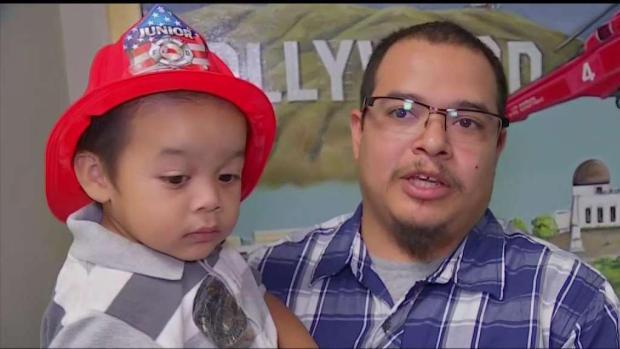 [LA] Paramedics Honored for Saving Choking Boy