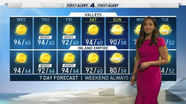 [LA] First Alert Forecast: When Will the Winds Return?