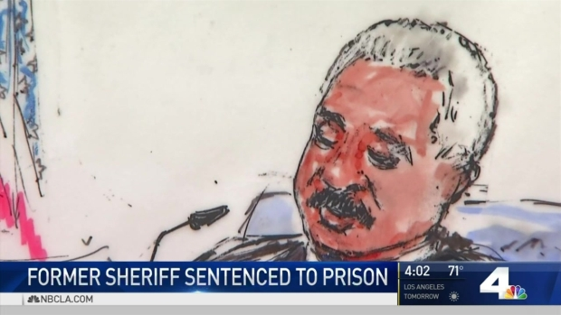 [LA] Former Sheriff Baca Sentenced to 3 Years in Prison