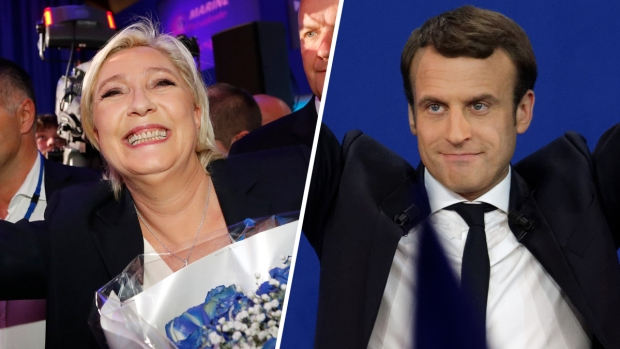 [NATL] Macron, Le Pen to Face Off in France's Presidential Election
