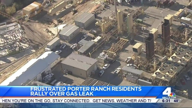 [LA] Porter Ranch Residents Take Gas Leak Concerns to Board of Supervisors