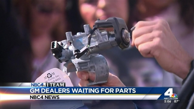 [LA] GM Slow To Offer SoCal Customers Replacement Parts
