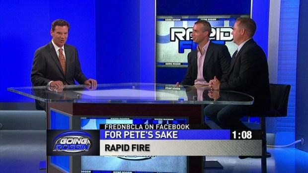 [LA] Naked Prince, Puig and Pete Carroll