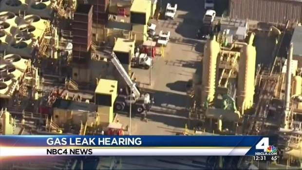 [LA] Porter Ranch Gas Leak Relocation Agreement Reached