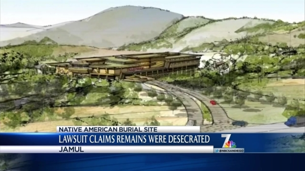 [DGO] Lawsuit: Casino Builds on Burial Ground