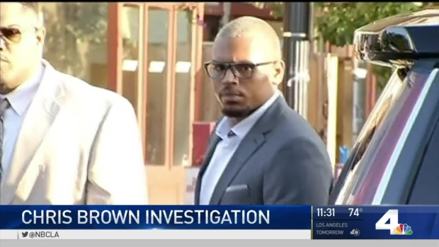 [NATL-LA] Attorney Discusses Chris Brown Arrest