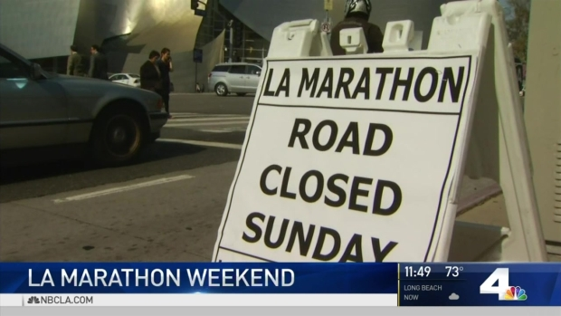 Get Ready for the LA Marathon
