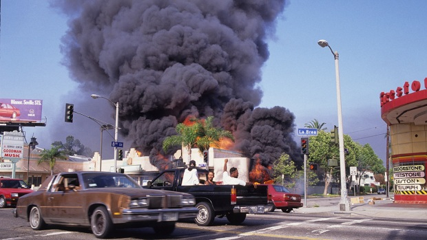 [NATL-LA] Looking Back: 26 Years After the Rodney King Beating and LA Riots