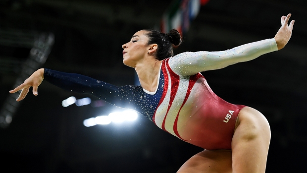 Golden Five: US Women's Gymnastics Team