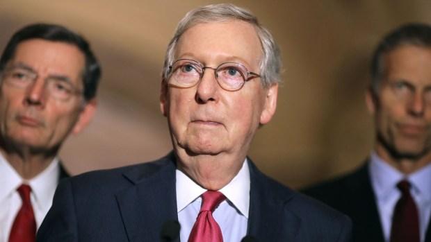 [NATL] McConnell: Senate Republicans Will Unveil New Health Care Bill Thursday