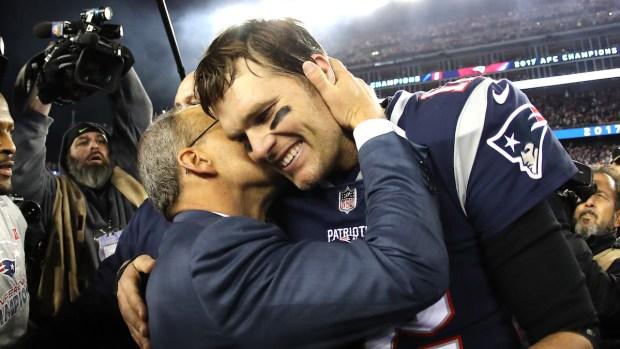 [NATL-NECN] Patriots Headed to Super Bowl After Beating Jaguars