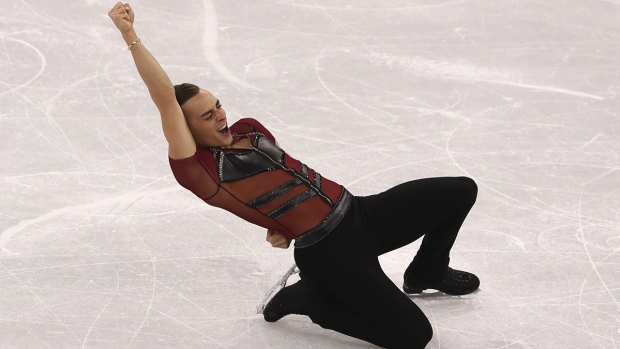Top Sports: Adam Rippon at the Olympics