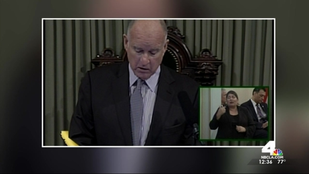[LA] Gov. Brown Delivers State of State Speech
