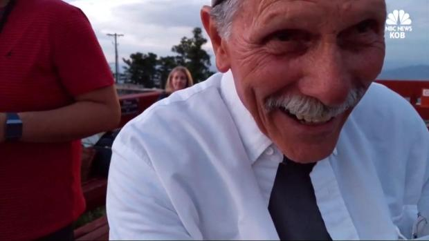 [NY] Grandpa Accidentally Records Himself During Proposal