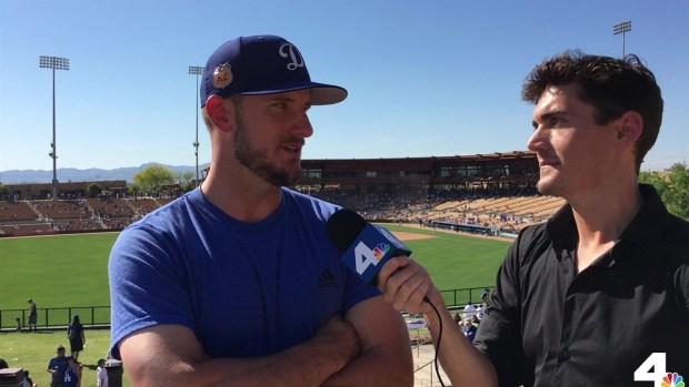 [LA] Discover Your Dodgers: Grant Dayton (Short)
