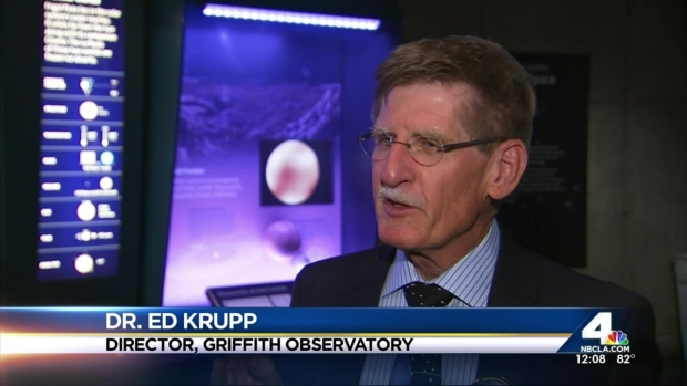 [LA] Griffith Observatory Celebrates Pluto Flyby