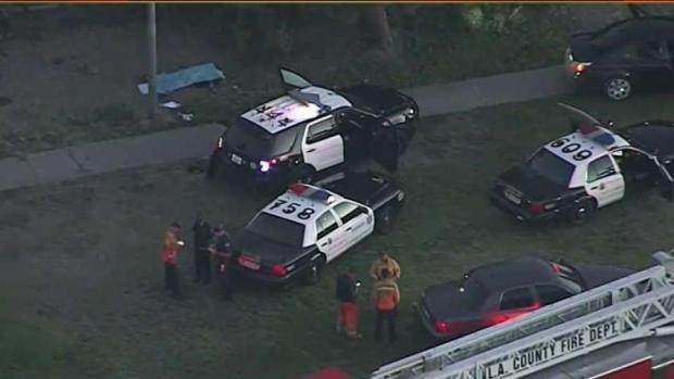 [LA STRINGER] Gun Fight in East LA Sends Two Sheriffs to Hospital