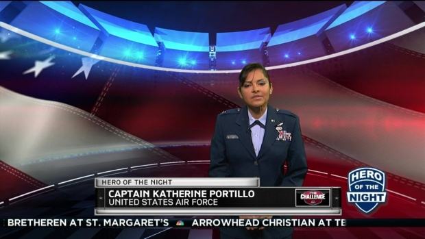 Challenge Hero: Capt. Katherine I. Portillo