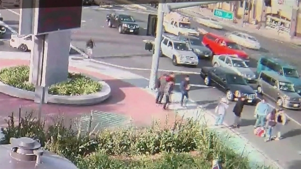 [LA] Caught on Camera: Hit-and-Run Drivers Strike Teen