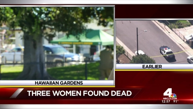 3 Women Found Dead in Hawaiian Gardens Home - NBC Southern California