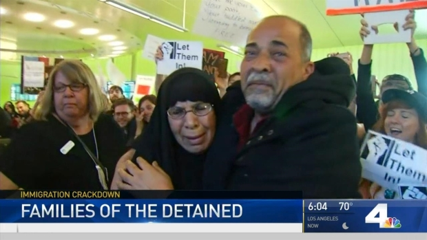 [LA] Heartbroken Newlywed Hopes to Reunite With Husband Amid Immigration Crackdown