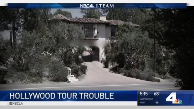 [LA] Hollywood Tour Operators Ignoring Government Warning