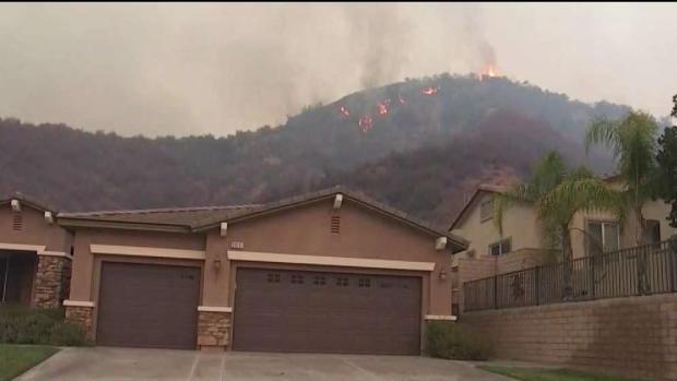 [LA] Thursday AM Update: Holy Fire Expands